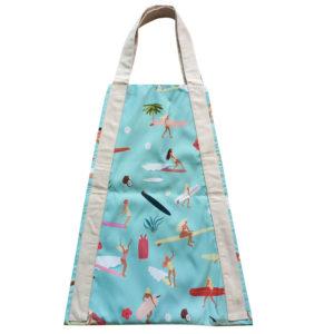 Surfbag, surf bag, surfstrap; surfboardbag