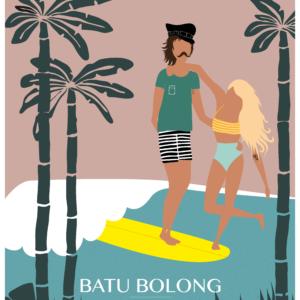 Affiches - Affiche Bali - viktoria